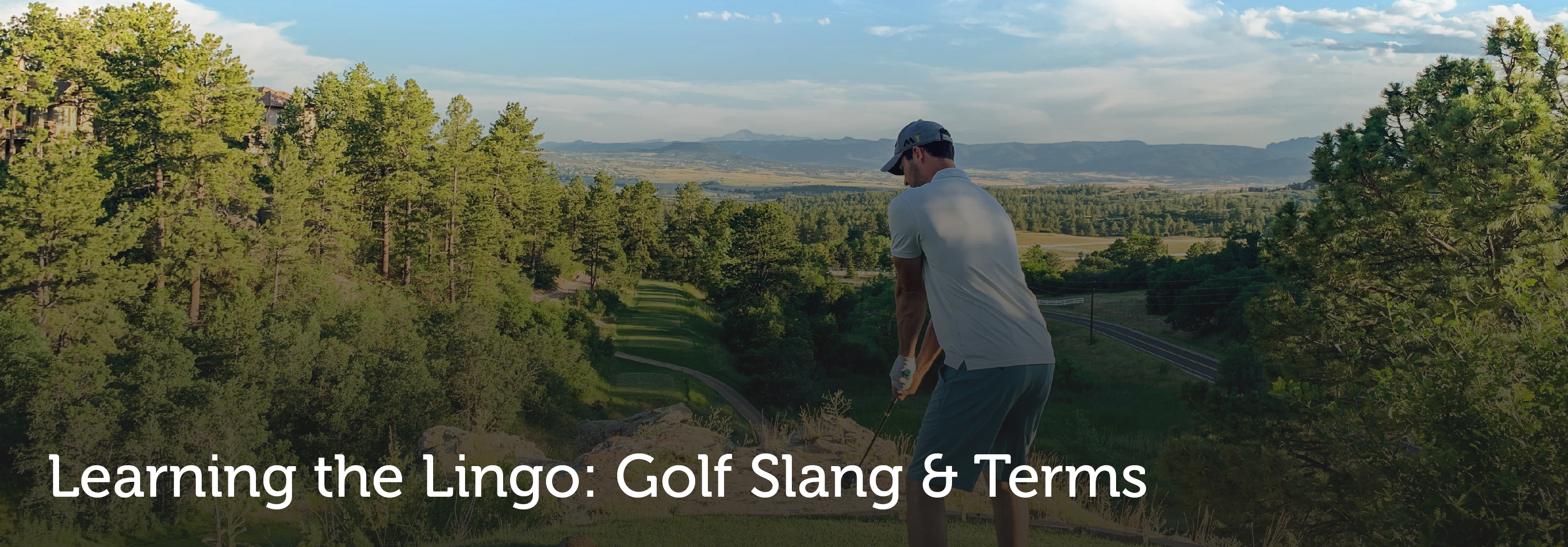 Golf Slang & Lingo